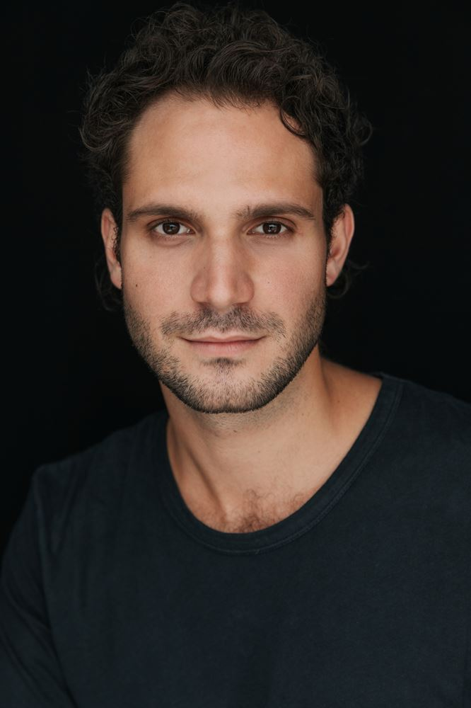 Alex Stylianou actor