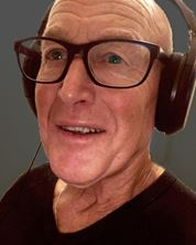 Barry Langrishe voice artist