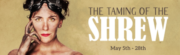 Danielle King in 'The Taming of the Shrew'