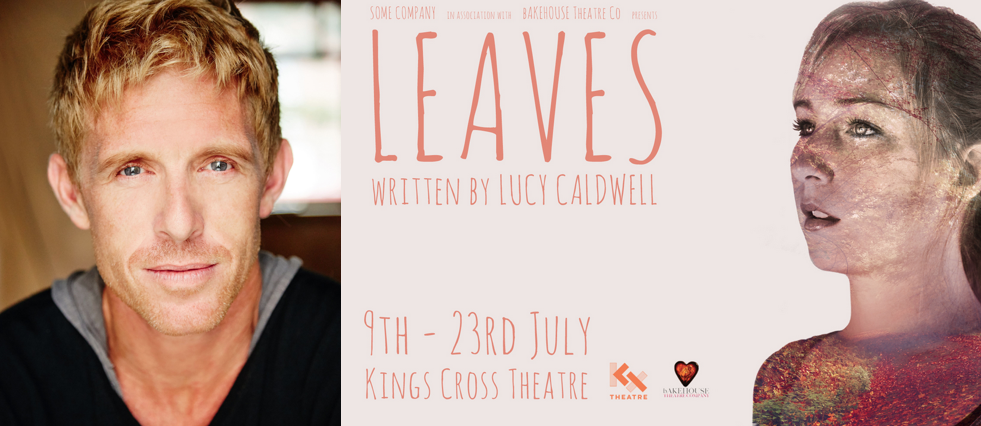Simon Lyndon in 'Leaves'