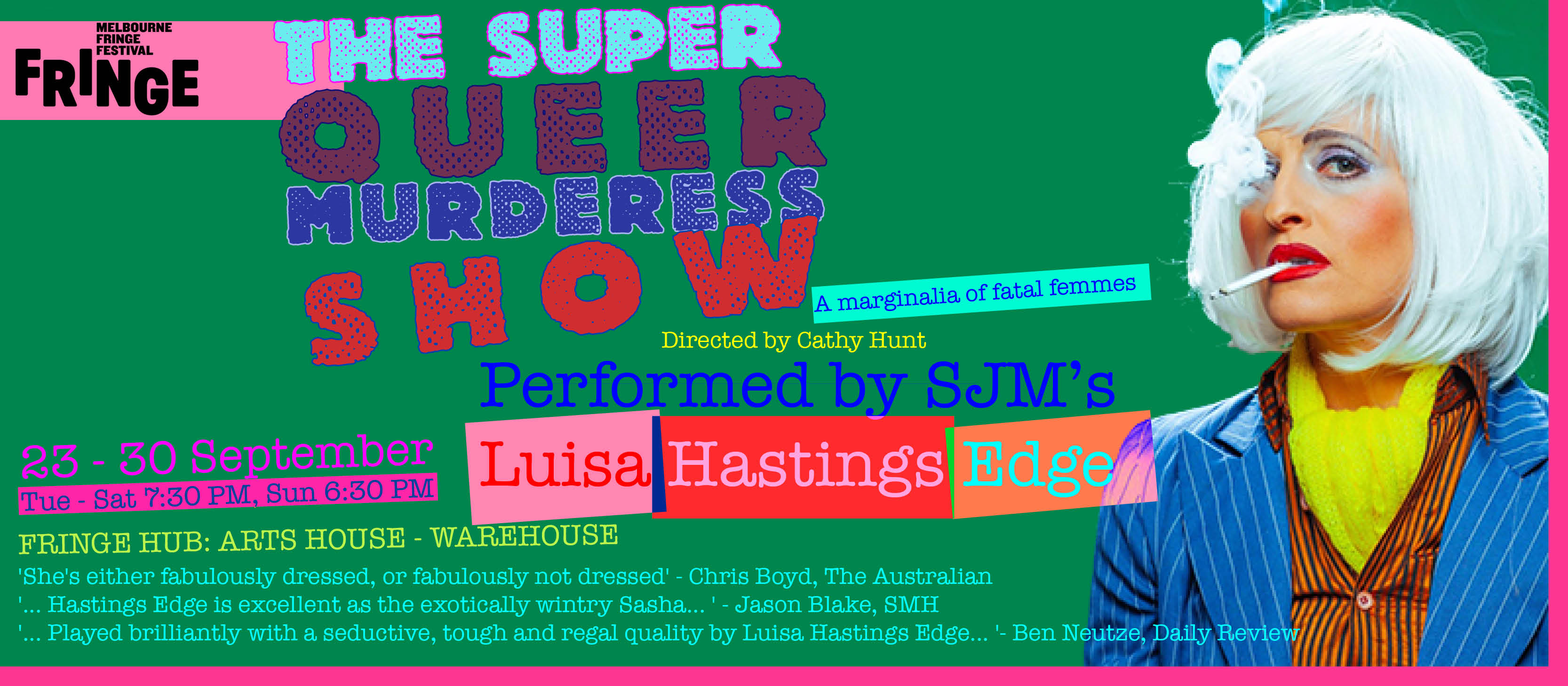 The Super Queer Murderess Show