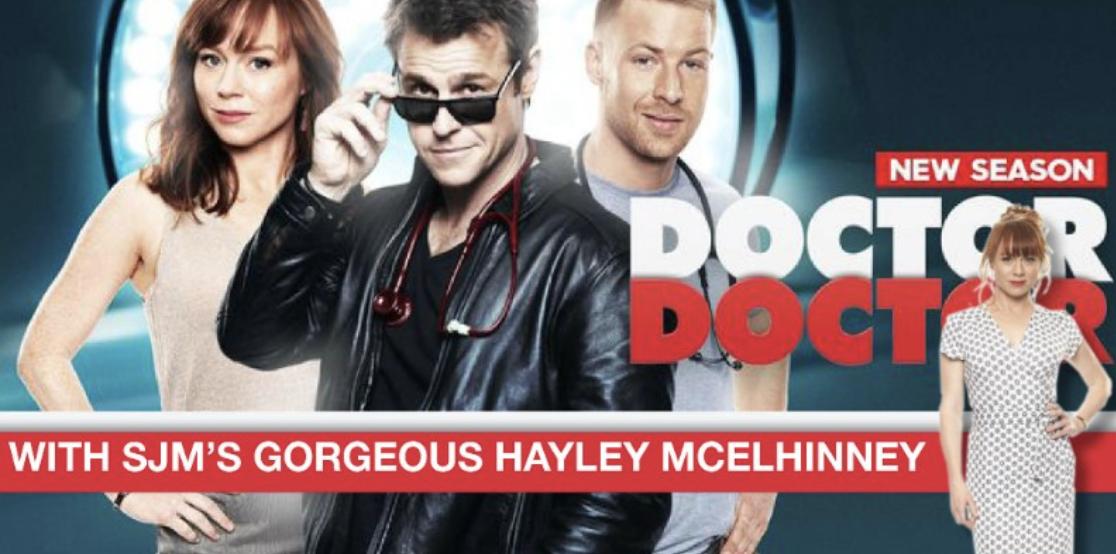 Hayley McElhinney in Doctor Doctor