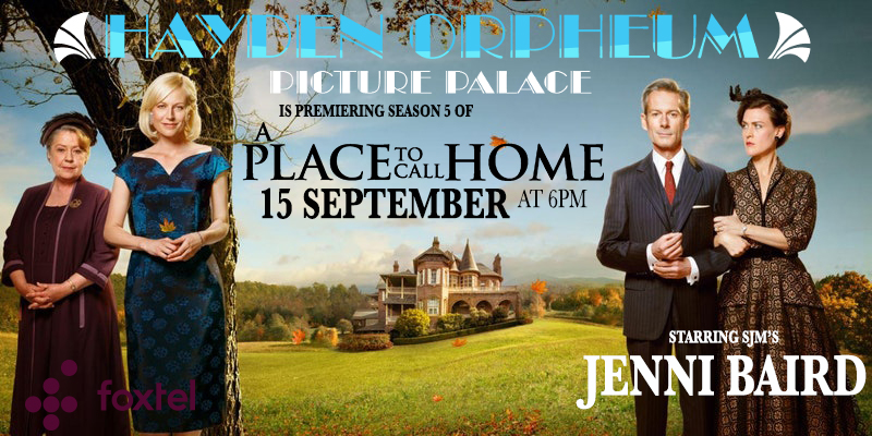Can't Wait for Season 5 of A PLACE CALLED HOME