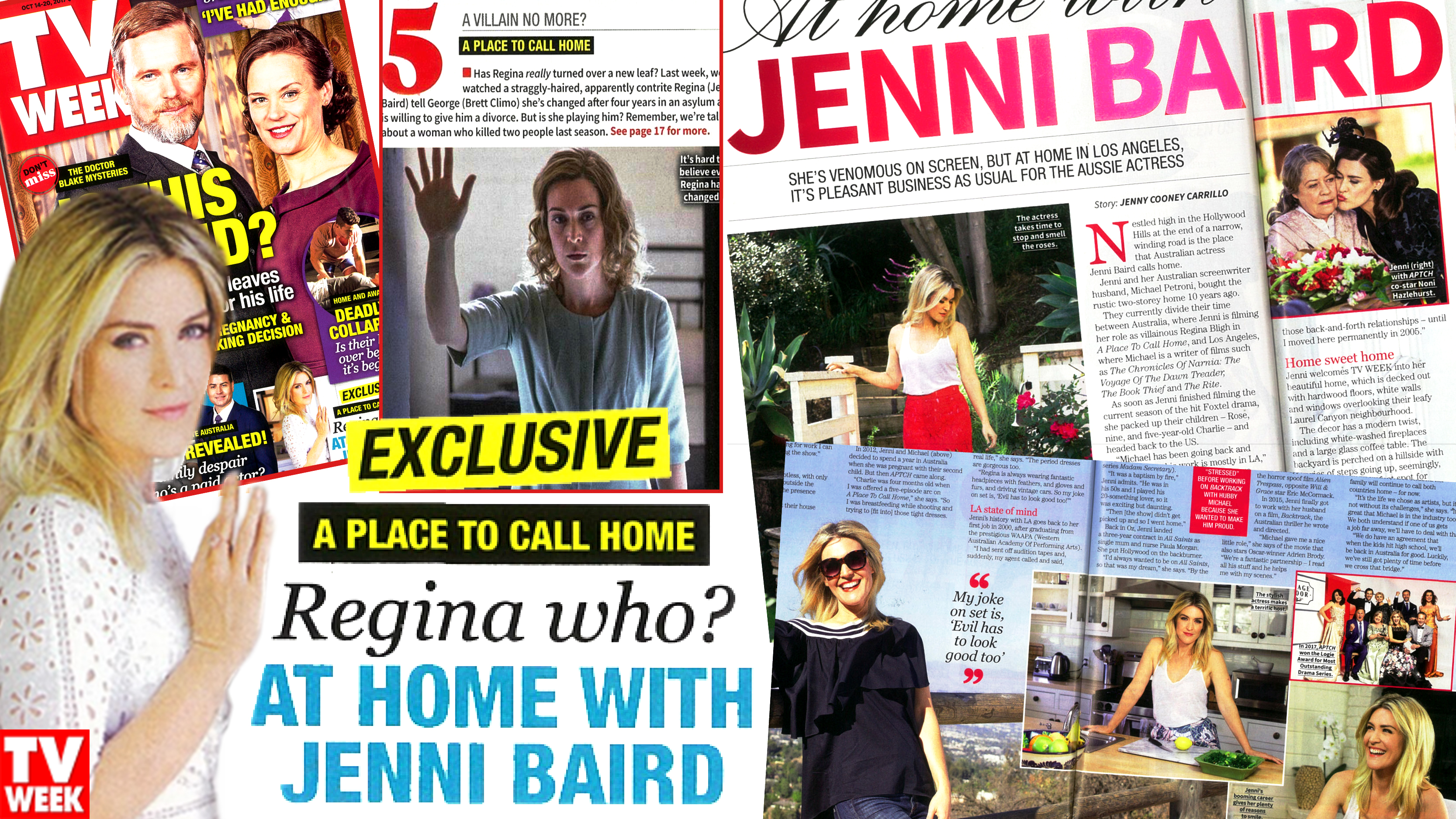 At Home With Jenni Baird