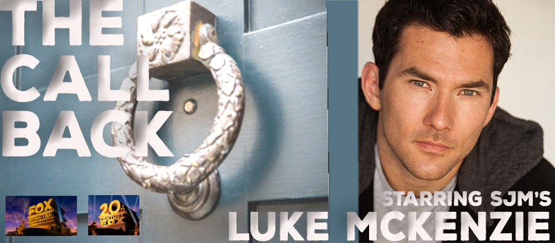 Luke McKenzie to star in THE CALL BACK