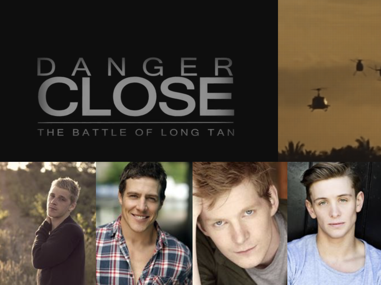 Aussie Feature 'Danger Close' now in production