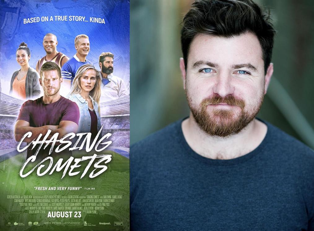 'Chasing Comets' in cinemas soon!