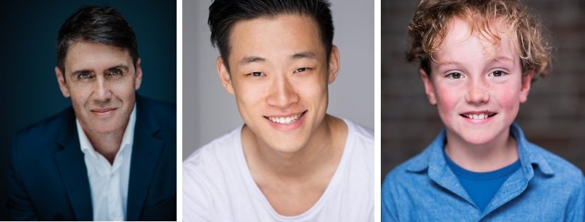 SJM Actors Star in 'Harp in the South'