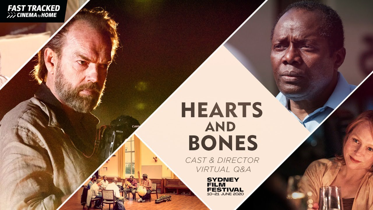 'Hearts and Bones' Now Available to Stream Online