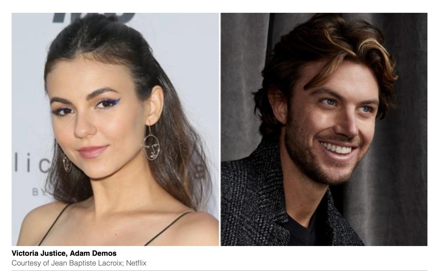 Adam Demos announced in new Netflix rom-com
