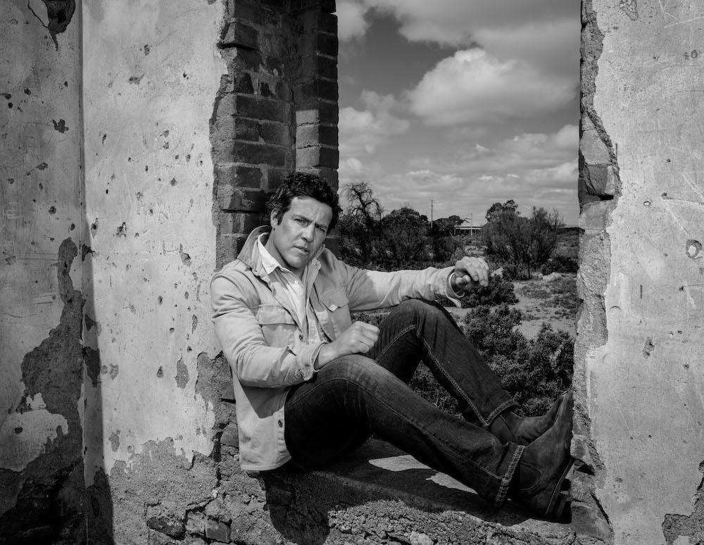 Stephen Peacocke to appear in multiple Australian series